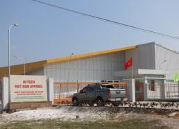 Công ty TNHH Hitech Việt Nam Appreal, lưu lượng 80m3/ngày, đêm (11/2013)