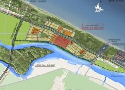 Dự án Cẩm Nam Resort, CTY TNHH Thủy Long (04/2017)
