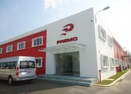 Nhà máy sản xuất và lắp ráp linh kiện điện tử Premo VN (07/2016)