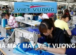Nhà máy may xuất khẩu và xưởng in Việt Vương 2 (12/2015)