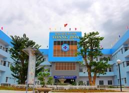 Hệ thống xử lý nước thải BVĐK huyện Thăng Bình (10/2011)